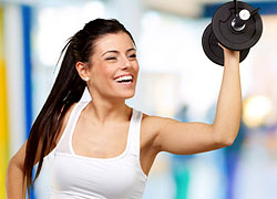 Is Female Body Building Exercise Any Harder?